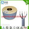4 câble de courant électrique de la gaine TPS de PVC de noyaux