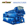 800kw/1000kVA Mwmエンジンの開いたタイプ生物ガスの発電機