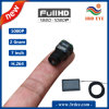 Vídeo de câmera digital HD de menor tamanho do mundo Sistema de câmera de segurança 1920 X 1080 com gravador LCD de 7 polegadas