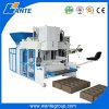 Máquina móvel do bloco Wt10-15 para fazer o cimento do bloco, máquina de fatura de tijolo para a venda Reino Unido