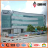 Architectural Ideabond Use Composite Titanium Zinc Panel