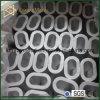 DIN3093 Typ Drahtseil-Kabel-ovale Aluminiumscheiben