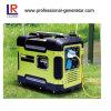 La gasolina de 2 kw generador Inverter digital portátil tipo silent