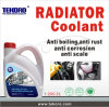 Radiador de refrigerante / anticongelante