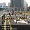 Barrera de acero de la cerca del tráfico