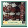 Tissu de Chenille de polyester du tissu 100 de sofa de polyester de jacquard pour le sofa