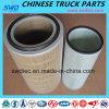 Air genuino Filter para Sinotruk HOWO Truck Parte (Wg9719190001)