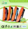 Colorear el cartucho de toner compatible para HP Ce400X Ce400A Ce401A Ce402A Ce403A