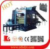 Machine de fabrication de brique creuse automatique de ciment de sol (QT10-15)