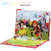 Pop up Story Book / Children Book / Hardcover Book