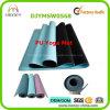 Mejor anti-deslizamiento PU Yoga Mat Eco amigable material
