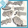 Autoadesivo decorativo della decalcomania del vinile impermeabile di argento Bumper dell'automobile
