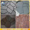 Venda por grosso de pedra de cultura Multicolor cultivadas piso exterior em pedra