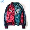 Изготовленный на заказ вышитая высоким качеством куртка краткости способа