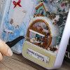 2017 la venta caliente de juguete de madera DIY Dollhouse
