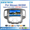 Reproductor de DVD del coche de la mueca de dolor Nv200 para Nissan con GPS Navigatior (ZT-N706)