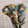 Het Olieverfschilderij van de Kunst van het aluminium voor Elephent