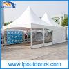 напольный алюминиевый двойной пиковый шатер верхней части весны шатёр 20X40' для венчания