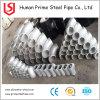 Штуцеры трубы томительноего-тягуч утюга локтя горячие окунутые гальванизированные сделанные в Китае