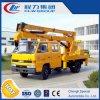 販売のための14m Jmcのユーロ5の空気作業プラットホームのトラック