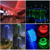미터 당 고성능 SMD5050 RGB LED 유연한 지구 60 LED