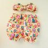놓이는 아기 Bloomers를 인쇄해 형식 아기 착용 올빼미