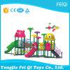 Série animale du jouet du gosse extérieur de cour de jeu d'enfants de plastique neufs (FQ-KL071A)
