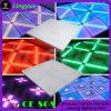 Diodo emissor de luz interativo claro Dance Floor do DJ DMX512 DMX do estágio
