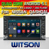 Witson Android 4.2 Sistema de DVD del coche para Nissan Tiida (W2-A9000N)