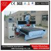 Preiswerter Mittellinien-Schrank CNC-3, der Maschinerie mit Selbsthilfsmittel-Wechsler schnitzt