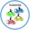 Sfera del yo-yo della barretta del gioco del rullo dei mandrini del pollice di Begleri dei giocattoli di irrequietezza