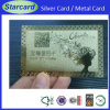 Status-Symbol-Metallgeschäft VIP-Karten