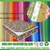 Impresso Spunbond Nonwoven Fabric para capa do colchão