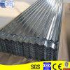 836mm Folhas de telhas de aço galvanizado de Papelão Ondulado
