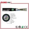 Cable de fibra óptica trenzado al aire libre de las memorias GYTA53 de la fábrica 24 para la red