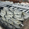 DIP caldo Galvanized Base Jack per Frame Scaffold