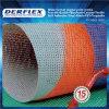 Recubierto de PVC con forro de malla para solvente, la impresión de látex