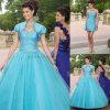 Quinceanera veste o vestido da representação histórica (SO-1039)