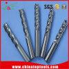 Utensili per il taglio dei laminatoi di estremità del carburo di qualità superiore fatti in Cina