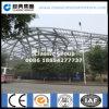 Edificio de la estructura del marco de acero del diseño para la azotea