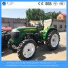 Изготовление 55HP трактора земледелия Китая миниое с инструментами фермы