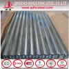 Feuille en acier ondulée de toiture de zinc de toiture en métal