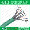 Cable compuesto vestido combinado del cable 4 X U/UTP Cat5e