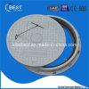 C250 ringsum 500*30mm SMC gelüfteten septisches Becken-Einsteigeloch-Deckel mit Rahmen