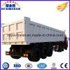 60 трейлер сброса трактора трейлера Tipper тонны 3axles для сбывания