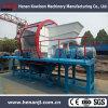 Gummischerblock-Reifen-Abfallverwertungsanlage