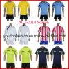 2013-2014季節のサッカーのジャージのフットボールの確実なサッカーのワイシャツの割引メンズフットボールのスーツ
