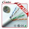 El mejor Price los 305meter/1000ft Cat5e CAT6 UTP Cable con High Twisted Cat5e UTP Cable Telecom Level
