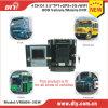 Télévision en circuit fermé Kit de RoHS H. 264 4CH DVR du logiciel client D1