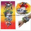 Seamless Outdoor Sport Bandanna Headwrap Scarf Wrap Reflective Baff